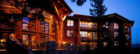 Teton Club exterior