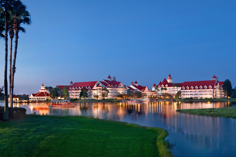 Grand Floridian Resort Seven Seas Lagoon