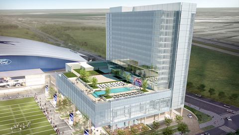 Jeff Smith Ointed Gm Of The Unopened Omni Frisco