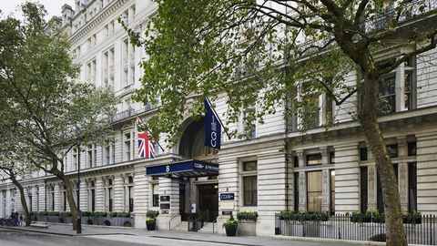 Club Quarters Hotel, Trafalgar Square, London