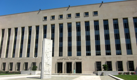 DC District Courthouse