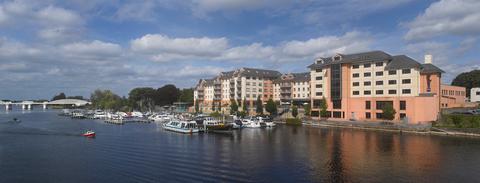 Radisson Blu Hotel and Spa in Athlone