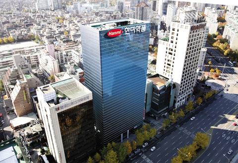 Hanmi building
