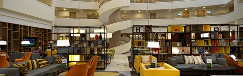 Holiday Inn Moscow Seligerskaya