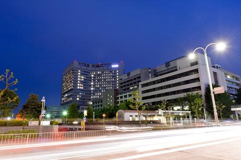 hospital campus