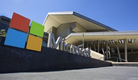 microsoft campus building