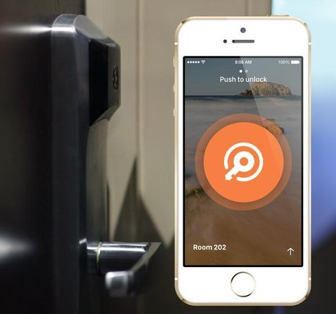OpenKey partners with Acuant for mobile key security