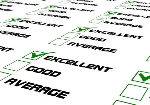 patient satisfaction ratings