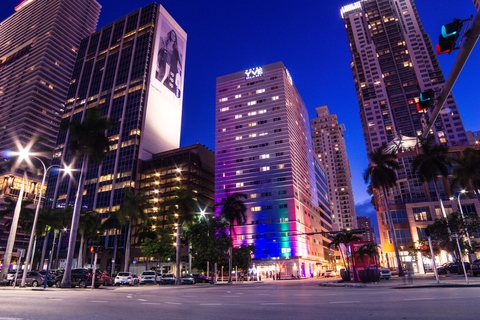 YVE Hotel Miami, A Destination Hotel exterior