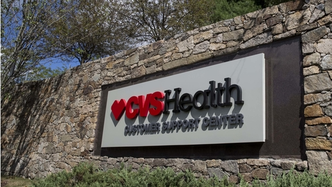 CVS Health sign
