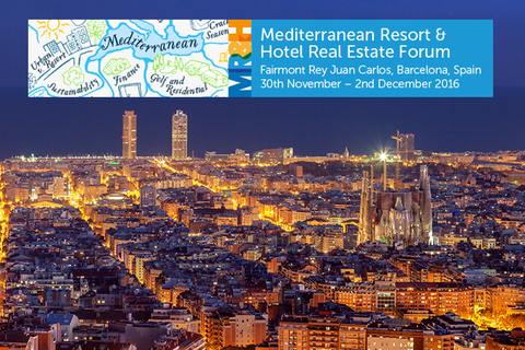 Barcelona will host the Mediterranean Resort and Hotel Real Estate Forum