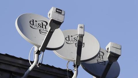 Dish satellite dishes