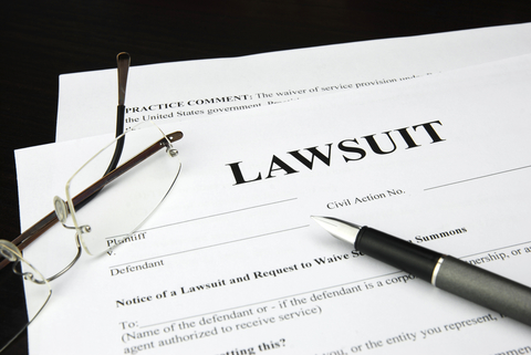Lawsuit document