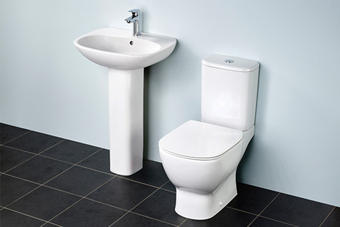 Ideal Standard Toilet : Bathroom ranges: concept air and tesi collections by ideal standard