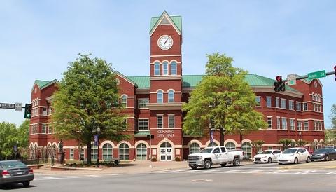 Cumming city hall