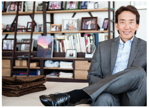David Hung, Medivation CEO