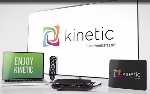 Windstream's Kinetic TV