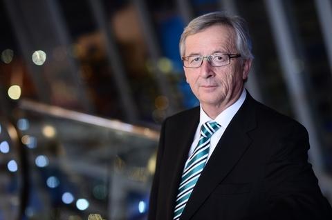 Jean-Claude Juncker  EC president