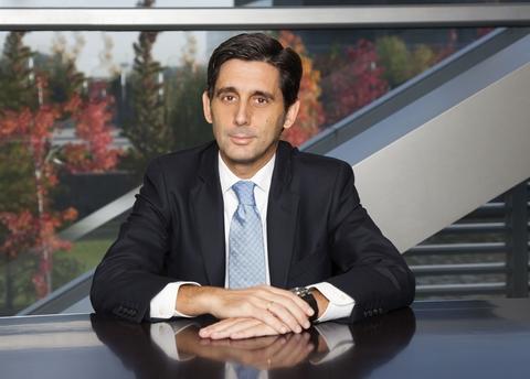 José María Álvarez-Pallete López, Telefónica