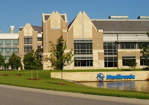 medtronic operational headquarters