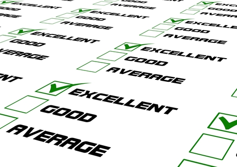 satisfaction scores