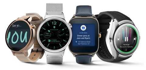 Android Wear 2.0 smartwatches
