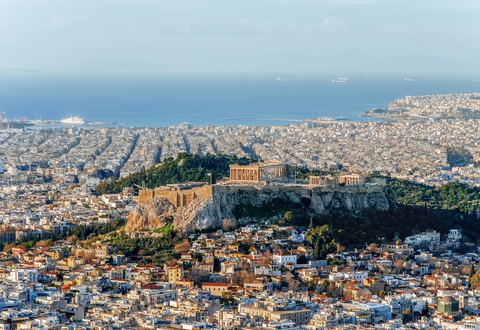Marriott After Two Year Absence Coming Back To Athens Greece