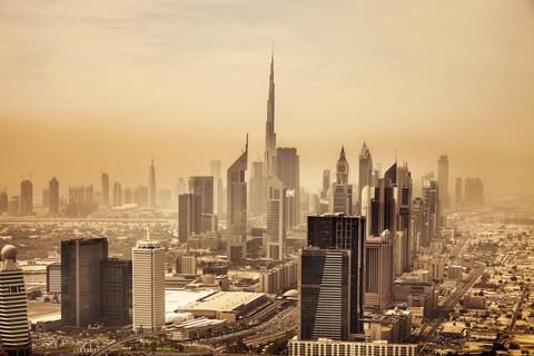 Dubai, The UAE