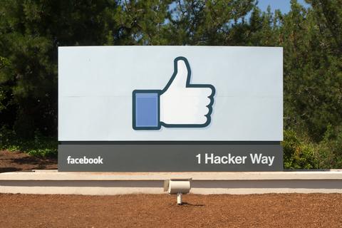 Facebook is headquartered in Menlo Park, Calif.