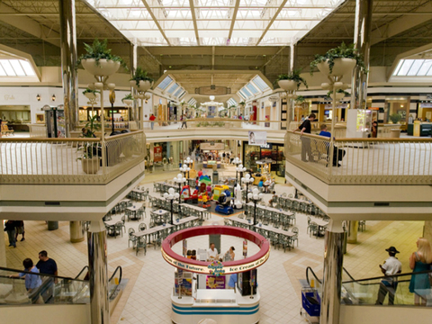 Valley View Mall Roanoke