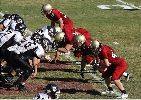 conflict football