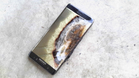Amid Note catastrophe, a lifeline for Samsung begins to emerge