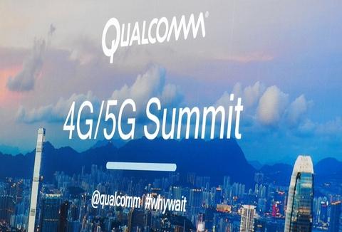 Qualcomm 4G/5G summit