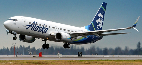 Alaska Airlines Continues Expansion With New Flights To