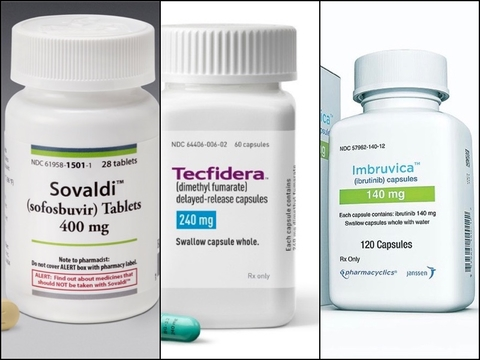 What puts a new drug launch in line for victory? Ask Gilead, Biogen