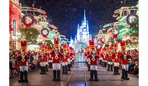 Travel Guide Holiday Events At Orlando Theme Parks