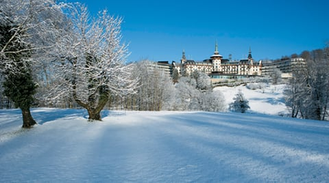 Luxury In Zurich The Dolder Grand Luxury Travel Advisor
