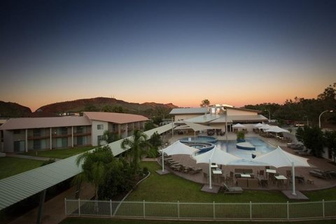 Ihg Signs Franchise Agreement For Crowne Plaza In Alice Springs