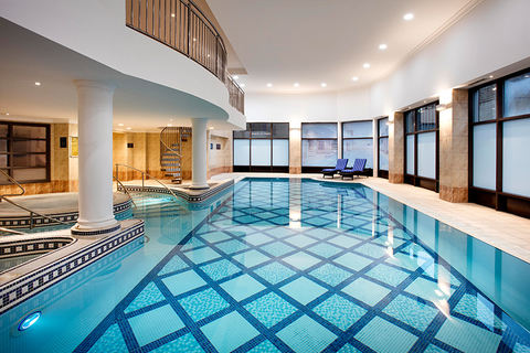 The property in the UK completed its £11M refurbishment.