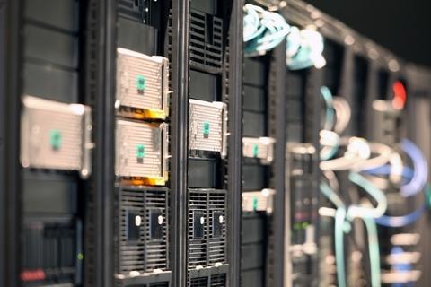 HPE server racks (HPE)