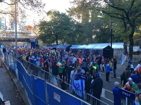 NY Marathon (Parallel Wireless)