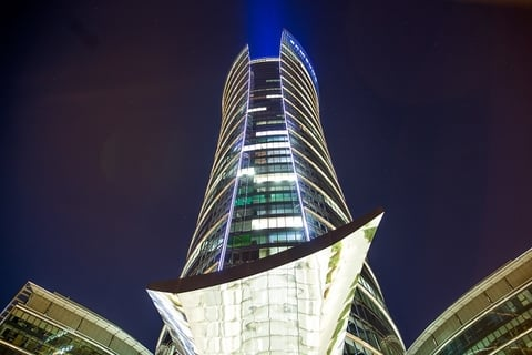 Warsaw building (Philips)