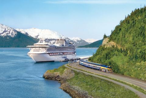 Princess Cruises in Alaska