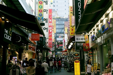 South Korea market (Pixabay)