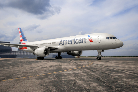 American Airlines (Edit Only)