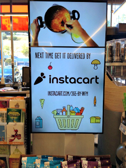 365 Whole Foods Instacart