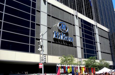 Hilton NYC