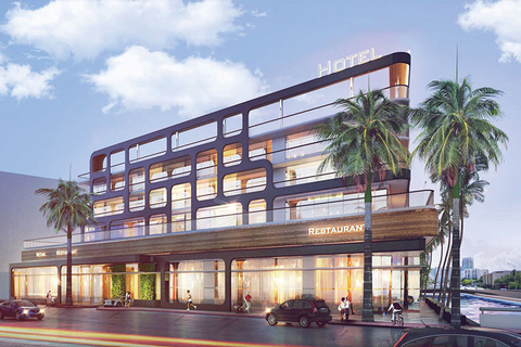 Kobi Karp Designed Hotel Palomar South Beach To Open In 2018