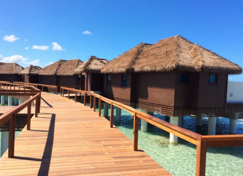 0b0d0529fd710 EXCLUSIVE  Sandals to Expand Over-the-Water Suites Category to Four More  Resorts