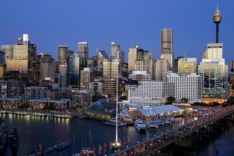 Sydney Novotel Darling Harbour
